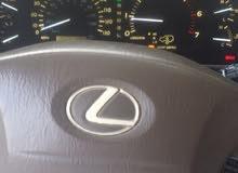 Lexus LX 2001 For sale - White color
