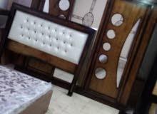 غرفة نوم ماستر مميزه مع فرشه زمبركيه وشاشه هديه بسعر ما في منه بلأردن