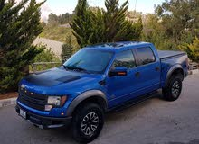 Automatic Ford 2011 for sale - Used - Amman city