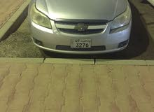 km mileage Chevrolet Epica for sale