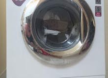 Front door washing machine 8Kg