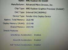 Lenovo G50-80/Core i5 5th/4 Ram/2Giga AMD/Hard 500/From Dubaiللمهندسين