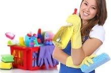 متوفر عاملات ( يومي / أسبوعي / شهري ) للمنازل