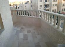 Deir Ghbar neighborhood Amman city - 180 sqm apartment for rent