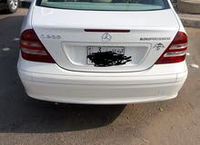 Used condition Mercedes Benz C 200 2006 with  km mileage