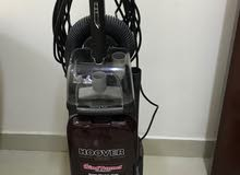 Hoover cleaning machine