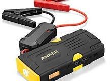 Anker شاحن متنقل لتشغيل السيارة وشحن الهواتف الذكية بسعة 15000ملي امبير
