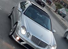 e200 2005 محوله 6:3 AMG