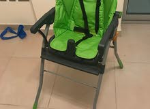 Chicco High Feeding Chair, very robust and safe. - كرسي طعام أطفال ماركة تشيكو