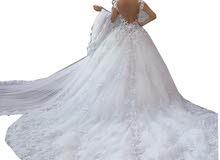 wedding dress for sale 1200$
