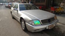 Mercedes Benz SL 320 1994 For sale - Silver color