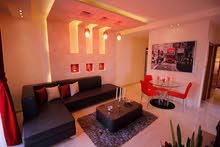 شقة للايجار في عمان الاردن مفروشة - الشميساني شارع الثقافة من المالك مباشرة منطقة مخدومة