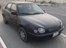 1999 Toyota Corolla for sale in Al Wakrah
