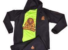 Human Lion High Quality clothes