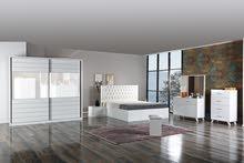 غرفة نوم تركية جديدة للبيع