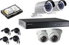 تركيب كاميرات المراقبة للمنازل و المحلات التجارية