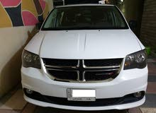 Automatic Dodge 2017 for sale - Used - Baghdad city