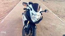 سيزوكي موديل 2011 بحاله جيدة 750cc