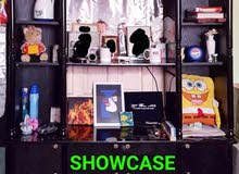 BLACK SHOWCASE SELLING IN CHEAP PRICE.