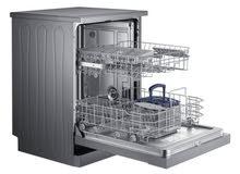 Samsung Dishwasher silver color