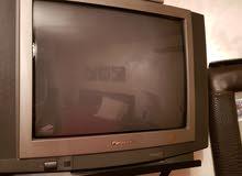 تلفزيون باناسونيك 32 انش مع رسيفر نوع topfield مع قاعده تلفزيون