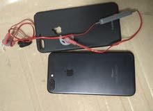 iphone 7+,128GB BLACK