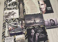 صور وبراويز حائط ( جميعها ب15 دينار فقط!)