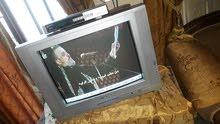 تلفزيون dalco شغال 100 % السعر 80 ألف مع ريسفر 100 ألف