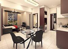 أدفع فقط 73 ألف وتملك شقة غرفيتن وصالة خطة سداد ل 65 شهر موقع متميز !