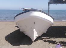 قارب 25 قدم للبيع