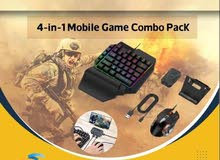 4-in-1 Mobile Game Combo Pack