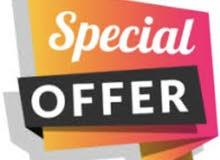 spacial offer