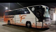 حافلات حديثة للإيجار للنقل الموظفين و العمال