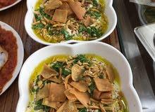 مطعم قلعه الحمص