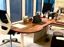 للإيجار مكاتب ومحلات تجارية تناسب الذوق الرفيع