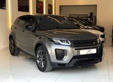 Range Rover Evogue for sale