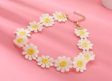 Flower bracelets اساور الورود
