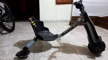 دراجة كهربائية power razor tricycle electric