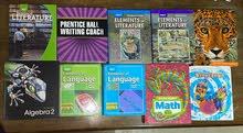 International School Books For Sale. كتب انترناشنال للبيع