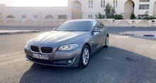 BMW 520i.  موديل 2013