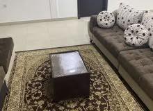 صوفا للبيع مستعمله استعمال بسيط sofa for sale