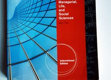 Applied math for the managerial life,and social sciences