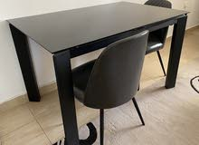 Dining Table + 4 Chairs - Urgent Sale - Negotiable