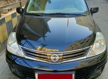 Nissan Tida 1.8 Model  2012 for rent
