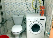 1 bedoom fully furnished flat available ain khalid near industrial area