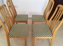4 chairs for dinning table or desk