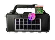 صب وراديو طاقة شمسية CL-820