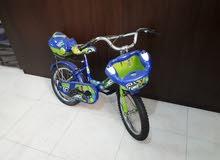 دراجة اطفال بحالة ممتازة