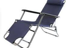 كرسي استرخاء يتحول لسرير