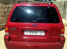 Red Ford Escape 2006 for sale